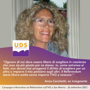 Anna Cecchetti