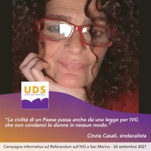 Cinzia Casali