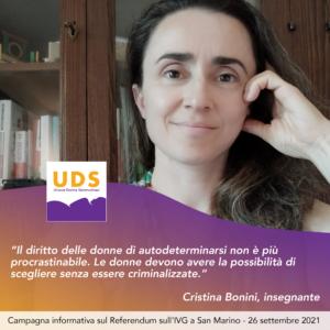 Cristina Bonini