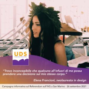 Elena Francioni
