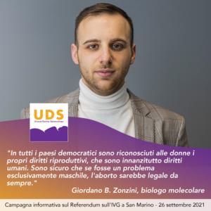 Giordano Zonzini