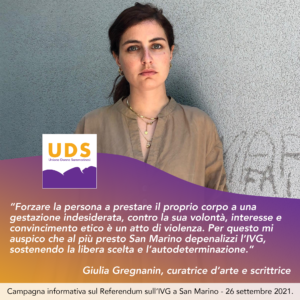 Giulia Gregnanin