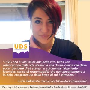 Lucia Bellavista