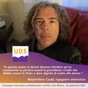 Massimiliano Casali