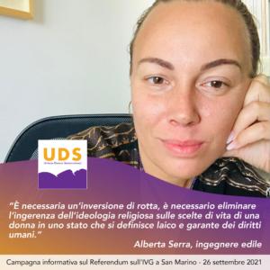 Alberta Serra
