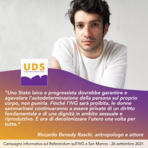 Riccardo Benedy Raschi