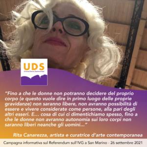 Rita Canarezza