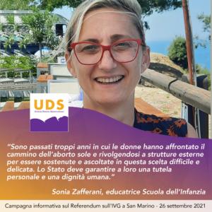 Sonia Zafferani