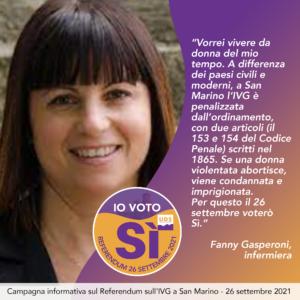 Fanny Gasperoni