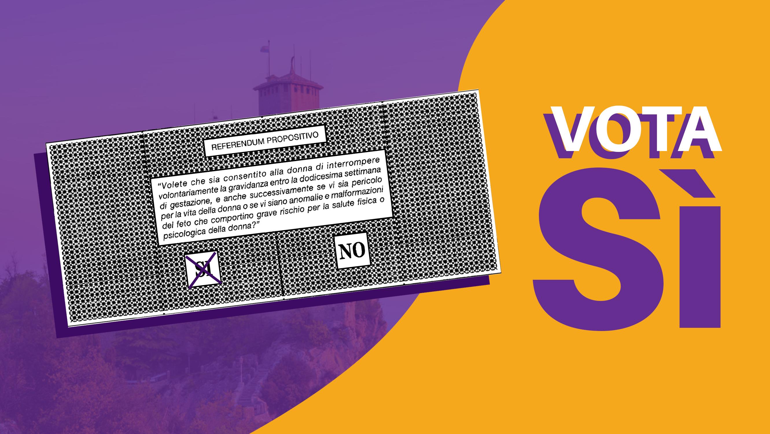 Cover facebook vota sì